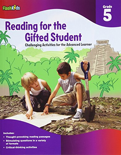 Reading for the Gifted Student, Grade 5: Challenging Activities for the Advanced Learner