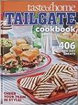 Taste of Home Tailgate Cookbook