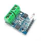 HiLetgo L9110S Hブリッジ ステッパ モータドライブ モジュール デュアル DC ステップ モータ ドライバ コントローラボード [並行輸入品]