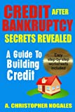 513v78qQGUL. SL160  Credit After Bankruptcy Secrets Revealed