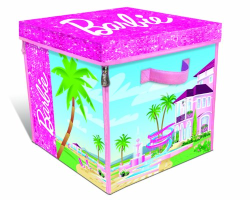 Neat-Oh! Barbie ZipBin 40 Doll Malibu Beach House (Malibu Beach House compare prices)