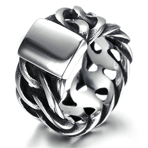 stainless-steel-ring-for-men-rectangle-ring-gothic-silver-band-11mm-size-z-1-2-epinki