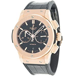 Hublot Classic Fusion 18K King Gold 45mm Chronograph Swiss Automatic Men's Watch