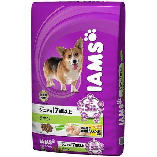 アイムス (IAMS) 7歳以上用(シニア) チキン 12kg 犬用