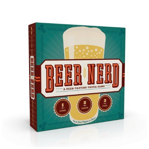 [ BEER NERD: A BEER TASTING TRIVIA GAME ] By Murphy, Tamara ( Author) 2013 [ Hardcover ] (Beer Nerd compare prices)
