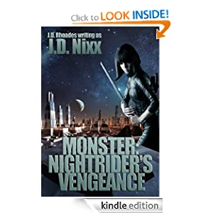 Monster: Nightrider's Vengeance