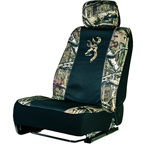Browning Low-Back Seat Cover (Mossy Oak Infinity Camouflage, Sold Individually) (Funny Car Seat Covers compare prices)