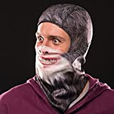 Beardo Full Head Ski Mask HD