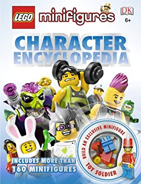 LEGO Minifigures: Character Encyclopedia $10.55