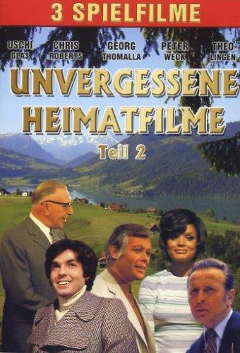 Unvergessene Heimatfilme Teil 2 (3 Spielfilme)