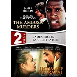 The Ambush Murders / Intimate Betrayal - 2 DVD Set (Amazon.com Exclusive)