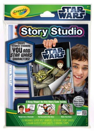 Crayola And Story Studio
