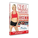 Nell McAndrew's Cardio, Core & Stretch (inc FREE guest pass at Fitness First) [DVD]by Nell McAndrew