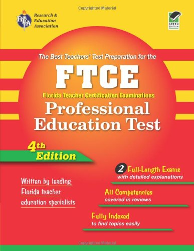 FTCE Professional Education Test (REA) Florida Teacher...