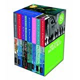 Michael Morpurgo Collection Childrens 8 Books Set Boxed (King of the Cloud Forests, Escape from Shangri-La, Why the Whales Came, Kensuke's Kingdom, Long Way Home, The Wreck of the Zanzibar, Mr Nobody's Eyes, War Horse)by Michael Morpurgo
