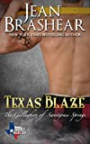 Texas Blaze: The Gallaghers of Sweetgrass Springs Book 5 (Texas Heroes 11)