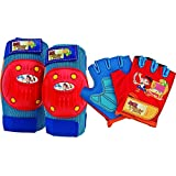Bell Jake and The Never Land Pirates Protective Gear with Elbow Pads/Knee Pads and Gloves
