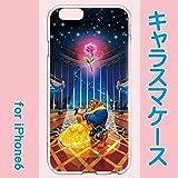 テンヨー キャラスマケース DSCT-i6-07 iPhone6 美女と野獣 ディズニー アート ハードケース