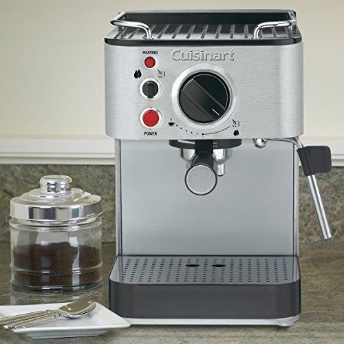 Cuisinart Coffee Maker Em 100c : Cuisinart Manual Espresso Maker EM-100C - Coffee Pigs