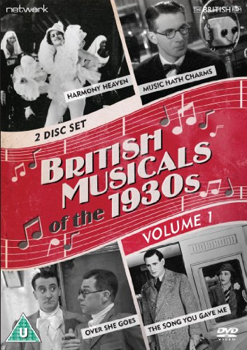 British Musicals of the 1930s - Volume 1 [DVD]