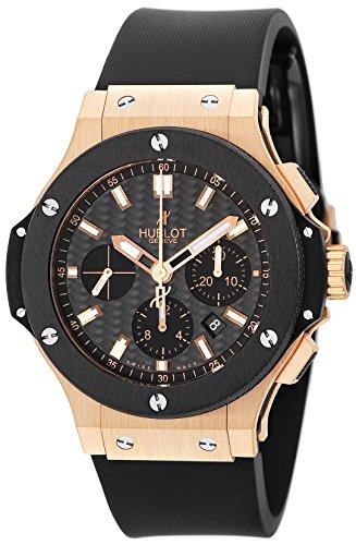 [ウブロ]HUBLOT 腕時計 ビッグバン ブラックマジックエボリューショ カーボンブラック文字盤 301.PM.1780.RX メンズ 【並行輸入品】