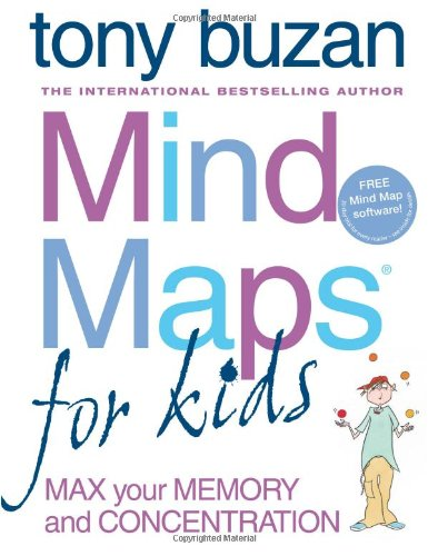 Mind Maps for Kids: Max Your Memory and Concentration PDF