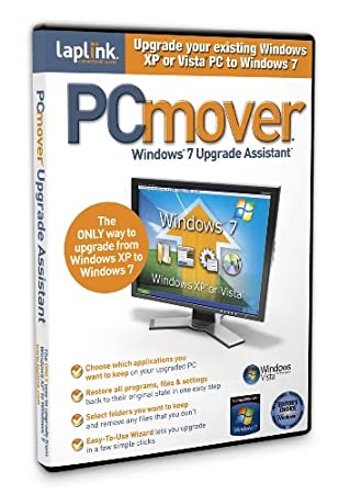PCmover Win7 Upgrade Assistant