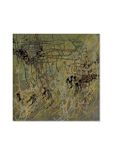 Gallery Direct Shirley Williams Forces Of Nature I Artwork on Birchwood