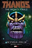 img - for Thanos: The Infinity Finale book / textbook / text book