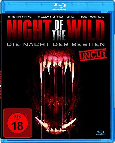 Night of the Wild - Die Nacht der Bestien/Uncut [Blu-ray]