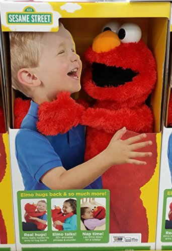 Sesame Street Big Hugs Elmo - 1