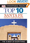 Top 10 Santa Fe (EYEWITNESS TOP 10 TRAVEL GUIDES)