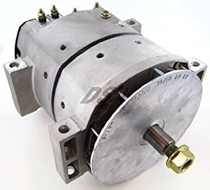 New Alternator Medium and Heavy Duty 8600066, 8700018
