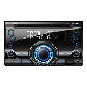 Clarion Mobile Electronics - 2 DIN CD/USB Receiver by Clarion Mobile Electronics