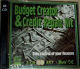 513vbEyWMoL. SL160  Budget Creator and Credit Repair Kit Cd Rom