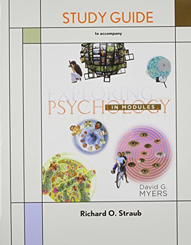 Myers Psychology 11Th Edition