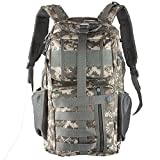 Uniseason BBQ1613 Military Tactical Backpack Gear Assault Pack Camping Hiking Traveling Bag