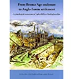 From Bronze Age Enclosure to Saxon Settlement: Archaeological Excavations at Taplow Hillfort, Buckinghamshire, 1999-2005 (Thames Valley Landscapes Monograph) (Hardback) - Common