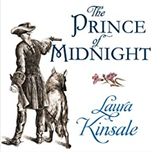 The Prince of Midnight (       UNABRIDGED) by Laura Kinsale Narrated by Nicholas Boulton