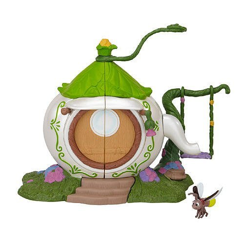 Disney Fairies Tea Kettle Tinker Bell Playset