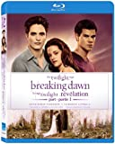 The Twilight Saga: Breaking Dawn - Part 1 (Extended Edition) / La saga Twilight : Révélation - Partie 1 (version longue) [Blu-ray] (Bilingual)