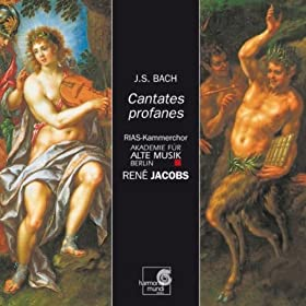 "The Contest Between Phoebus and Pan, BWV 201: Aria Mercurius ""Aufgeblasne Hitze"""