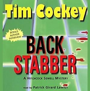Back Stabber Audiobook