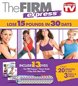 The Firm Express DVD Kit