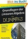 Grundlagen der Linearen Algebra f�r D...