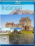 Image de Insider Schottland: Ost-Nord-West (3 Filme) [Blu-ray] [Import allemand]