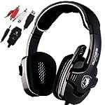SADES SA922 Pro Stereo Gaming Headpho...