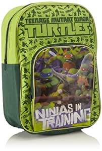 Teenage Mutant Ninja Turtles Shell Backpack with Pocket