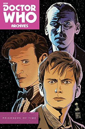 Doctor Who Archives: Prisoners of Time Omnibus [Tipton, Scott - Tipton, David] (Tapa Blanda)