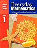 Everyday Math: Math Journal Grade 3: Volume 1 (0075844834) by Bell, Max